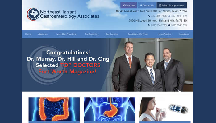 Gastroenterologists Fort Worth Texas