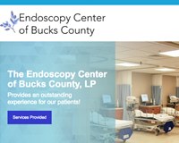 Endoscopy Center Bucks County Newton PA