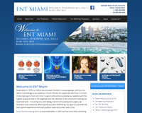 Ear Nose Throat Doctors Miami